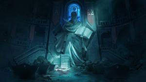 Library by KuteynikovRoman