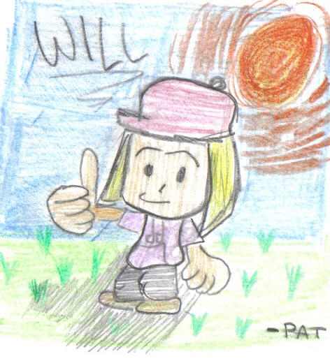 Will is finally colored in. by Busdriverfailure