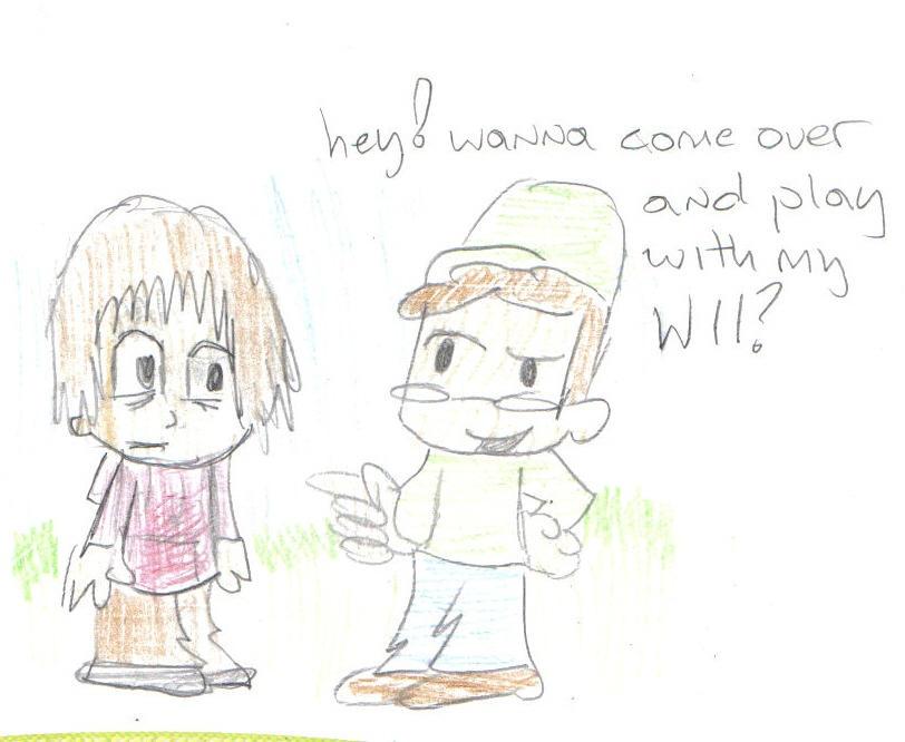Wii Joke Number 27387834 by Busdriverfailure