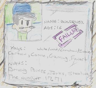 My true ID by Busdriverfailure