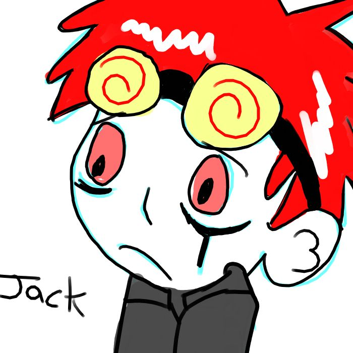 Jack spicer - cartoon genius by Busdriverfailure