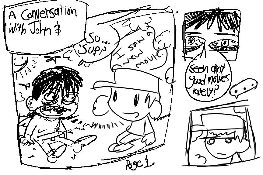 Coversation by Busdriverfailure