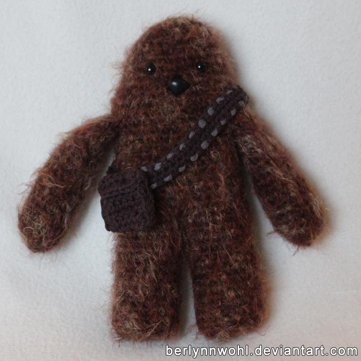 Chewbacca by berlynnwohl