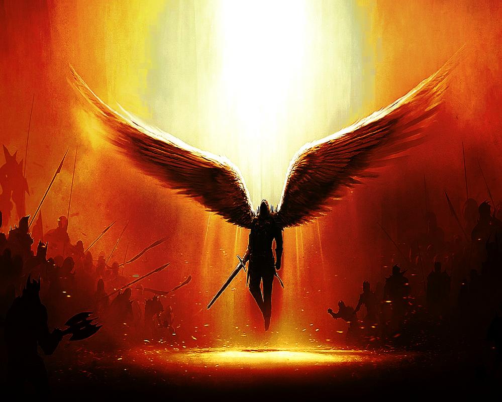 Angel of War by Serena...