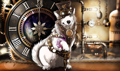 Clockworks by ArcticLune