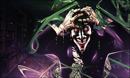 Joker by Rawtalent123