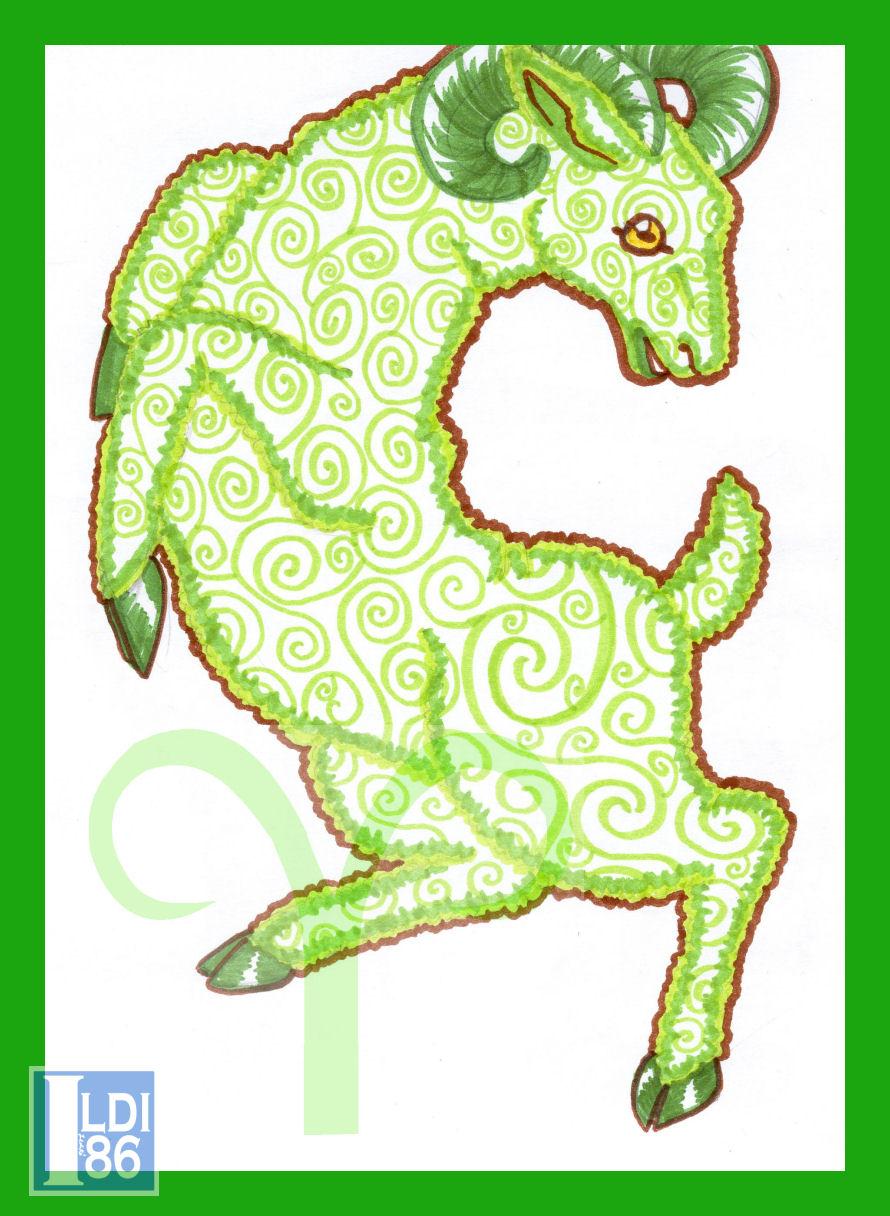 Ram Vert by Pumpkin-Queen-Ildi
