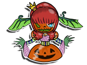 Pumpkin-Queen-Ildi's Profile Picture