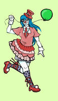 Clowny outfit