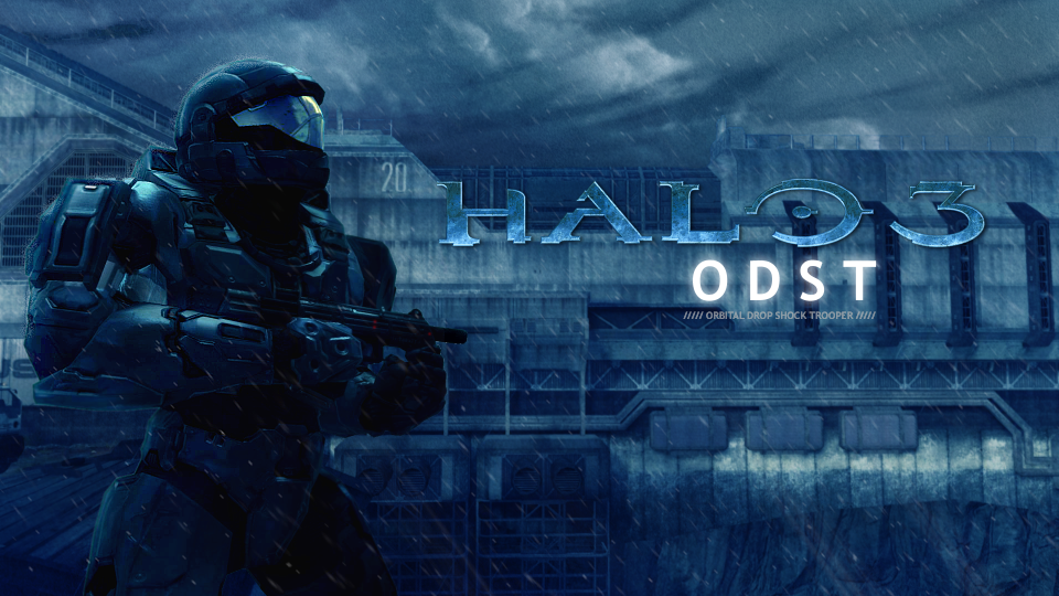 ODST wallpaper by LeviWasTaken on DeviantArt
