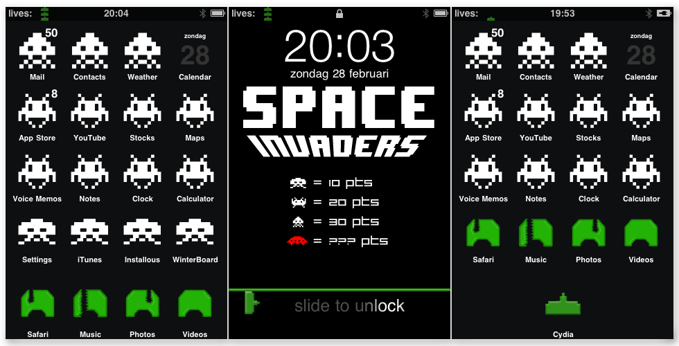 3d wallpaper iphone 4 cydia