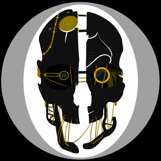 Corvo Crew Emblem (Dishonored) By 2900d4u On
