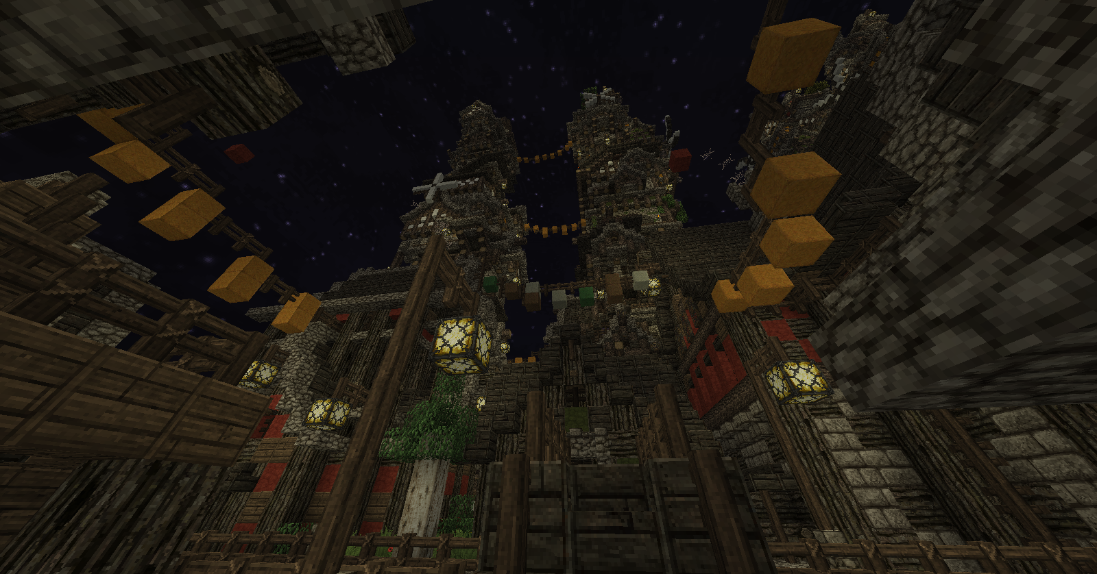 Cool Wallpaper Minecraft Steampunk - steampunk_towers___minecraft_by_2900d4u-d6s4ec7  Pic_455482.png