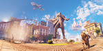 Columbia 2 - Bioshock Infinite Panorama by 2900d4u