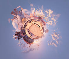 Battleship Bay - Little Planet 2