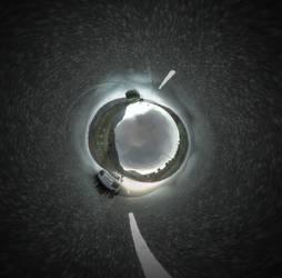Driveclub - Asphalt [360 planet panorama]