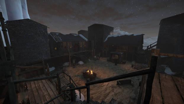 Castle Black (1) - made in UDK