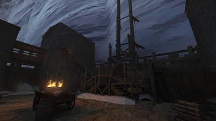 Castle Black (2) - made in UDK