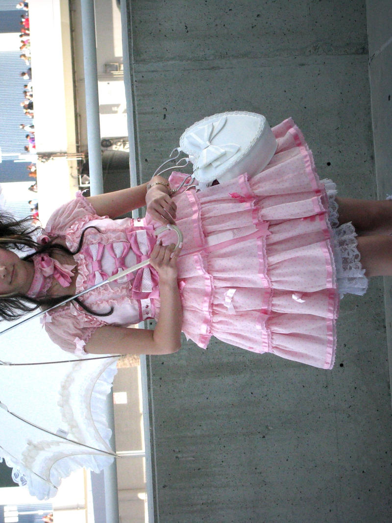 Pink Loli by AllieDis