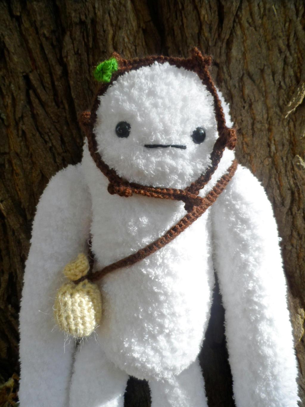 Snow Golem 3.0 by YarnHoardingDragon