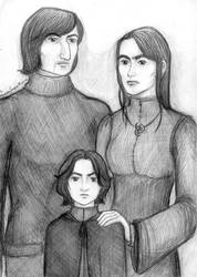 the snape family - matisnape by snapefanclub