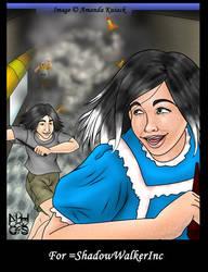 4K Kiriban for SWI Snape+Jade by snapefanclub