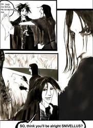 Snape Comic 33 - sayurikemiko by snapefanclub