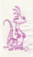 Randall Study Sketch