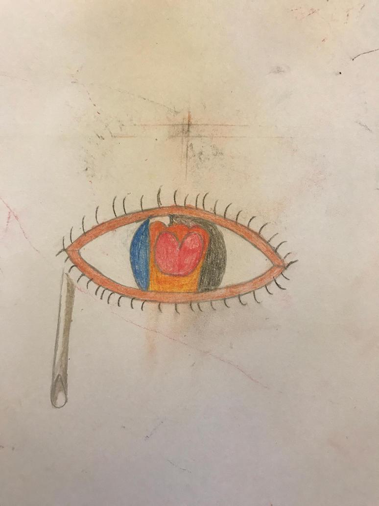 Eye full of emotions by Seagirl33