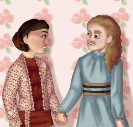 Iris and Elisa