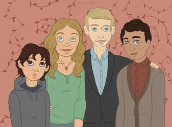 Benett-Galton Family