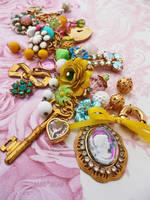 Another Antoinette bracelet by janedean