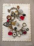 Heirloom hearts bracelet
