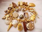 Specimen Charm Bracelet