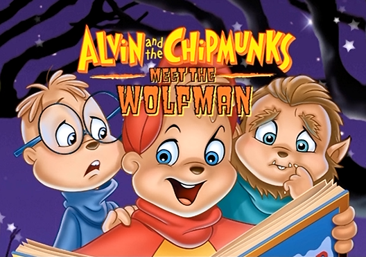 alvin and the chipmunks meet wolfman dave