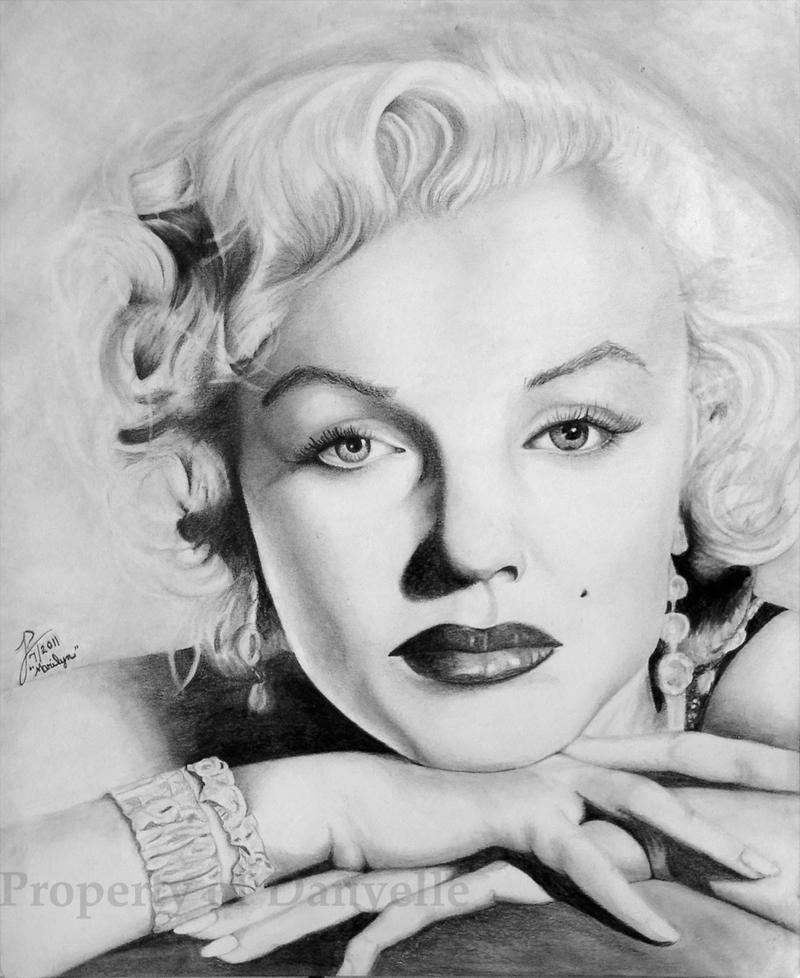 Marilyn Monroe by creativdj