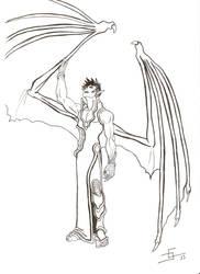 my wings by EsaulFurtado