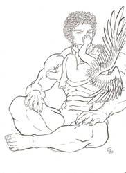 Papangel by EsaulFurtado