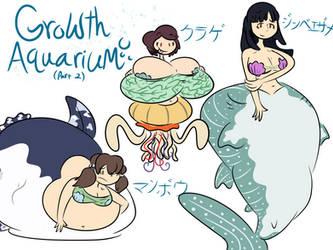 Growth Aquarium Part 2 by LuckyJack020
