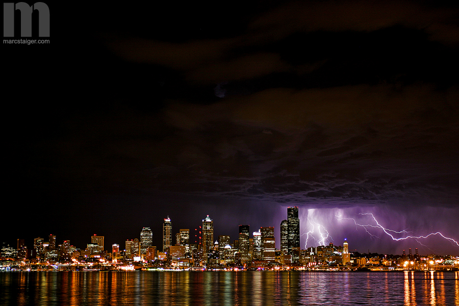 seattle lightning II by stranj