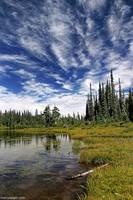 reflection lakes by stranj