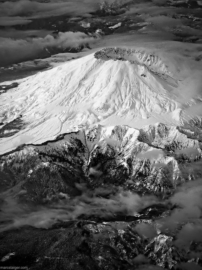 mt. saint helens by stranj