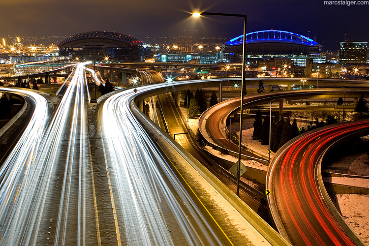 I-90 interchange by stranj