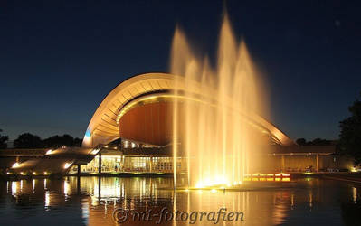 house of world cultures 1 by MT-Photografien