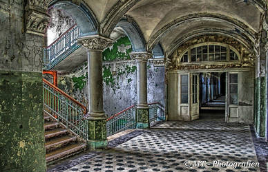 abandoned mysterious places No.7 by MT-Photografien