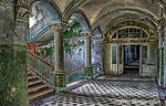 abandoned mysterious places No.7