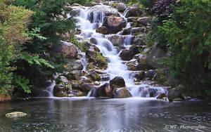 Viktoriapark waterfalls 2 by MT-Photografien