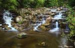 Viktoriapark waterfalls 3