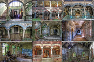 dreamlike memories of Beelitz Heilstaetten by MT-Photografien