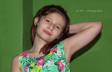 my best young model Celyne by MT-Photografien